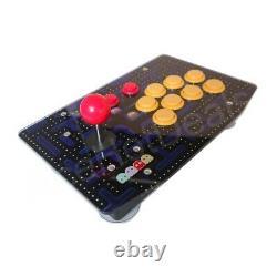 Single Player Retro Arcade Game Console Fight Stick All In One 128g Raspberry Pi