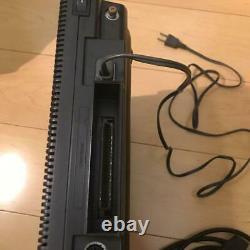 Sony Msx2 Hb-f1xd Ordinateur De Jeu Rétro Vintage