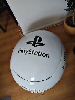 Sony Playstation Retro Pod Console Chaise De Jeu Design Siège Ps4 / 5 Arcade