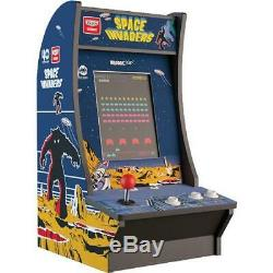 Space Invaders Arcade1up Countercade Retro Gaming Arcade Machine 1up Top Counter