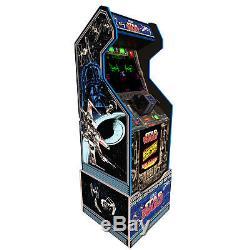 Star Wars Arcade 1up Cabinet Machine Retro Arcade Game 1up Riser Flight Yoke Nouveau