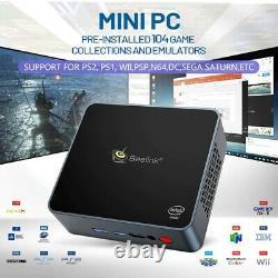 Super Console X Pc Lite Mini Pc Box 60000 Jeux Console De Jeu Vidéo Rétro Ps2/n64