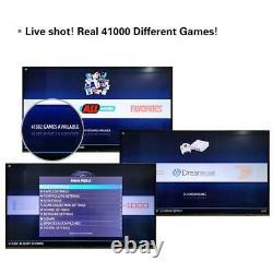 Super Console X Retro Mini 4k Hdmi Wifi Tv Console De Jeu Vidéo 256 Go 50000 + Jeux
