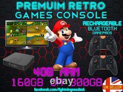 Super Fast Premium Retro Games Console Classic Arcade Machine Emulateur X Hdmi