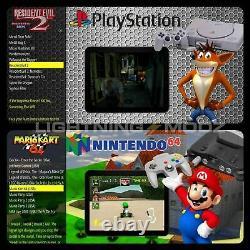 Super Fast Retro Games Console, Old School High Spec Arcade Machine, Hdmi Nouveau