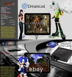 Super Fast Retro Games Console V2 Plug & Play, Arcade Machine, Hdmi, Charged