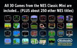 Super Nintendo Snes Classic Mini Bundle Retro Jeux & Extras
