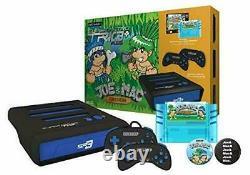 Super Retro Trio Plus Ozi Hd Pal Joe & Mac Jeu Nintendo Nes Snes Sega Megadrive