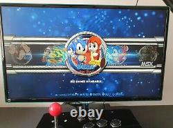 Système Arcade (20.000+ Retro Games) Retropié Framboise Pi4b 4 Go De Ram 64gb