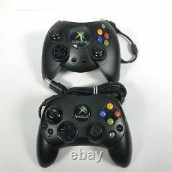 Système Rétro De Console De Jeu Xbox Entièrement Remis À Neuf, 1 Manette Oem