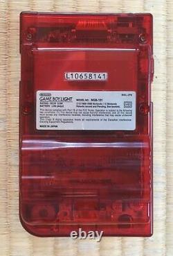 Tezuka Osamu World Shop Astro Boy Limitée Game Boy Lumière Nintendo Rétro Utilisé
