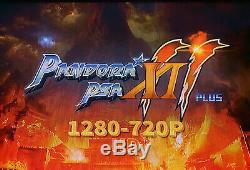 Uk Seller 3003 Jeux Pandora Box 9d Retro 3d Hd Usb Video Arcade Console 6s