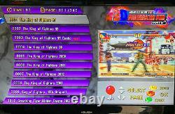 Uk Seller 3399 Jeux Boîte De Pandore 11s Retro 3d Hd Usb Video Arcade Console 6 9s