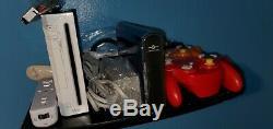 Ultime Modded Bundle W. Sans Fil Contrôleur + Retro Gamecube Jeux 8000 +
