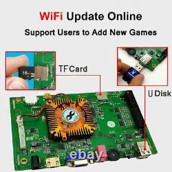Wifi Pandora Box 12s 5000 Jeux En 1 Home Arcade Console 2d & 3d Retro Video Hd